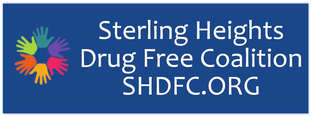 Sterling Heights Drug Free Coalition logo